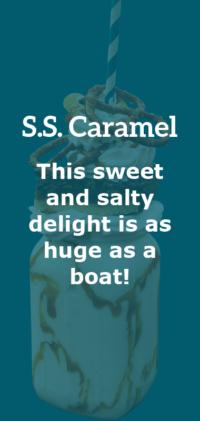 S.S. Caramel Details