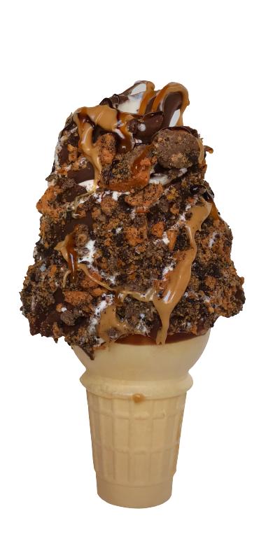 The PB+C Crazy Cone